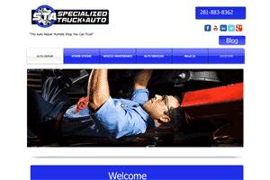 Web Design Portfolio | Mechanic