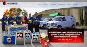 Web Design Portfolio Houston SBA