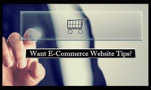Website Design for E-Commerce - Houston