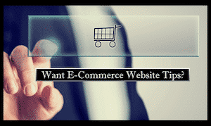 Website Design for E-Commerce - Houston
