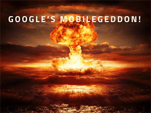 Google's Mobilegeddon - SEO Houston