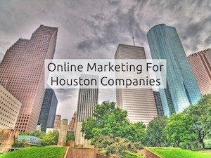 Online Marketing Houston