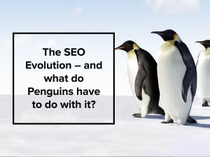 The SEO Evolution >> Online Marketing Revolution
