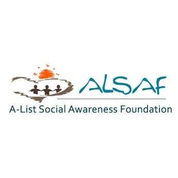 alsaf logo design