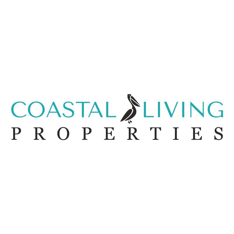 coastal living logo design