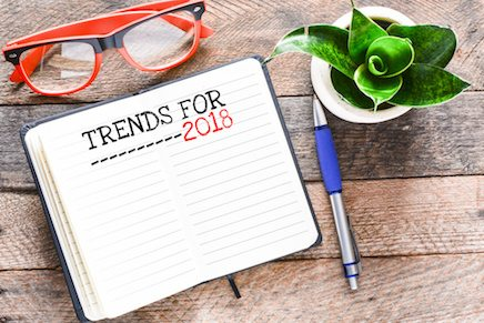 10 Marketing Trends to Look Out For in 2018